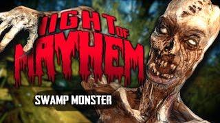 Night Of Mayhem | SWAMP MONSTER (Garry's Mod)