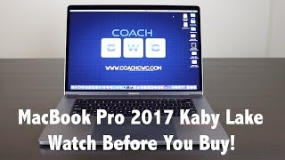 Apple MacBook Pro 15 2017 Kaby Lake Review - Should You Upgrade?