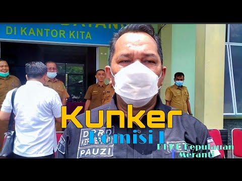 VIDEO: Komisi I DPRD Meranti Kunker ke Rangsang Pesisir