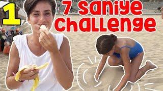 7 Sn Challenge  1.Bölüm  | Bizim Aile Eğlenceli Çocuk Videoları