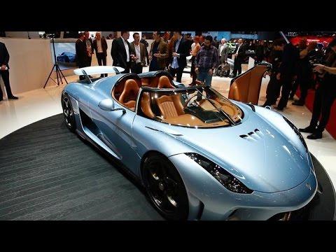 Car Tech – Koenigsegg Regera