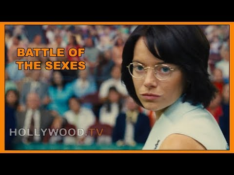Emma Stone stars in Battle of the Sexes - Hollywood TV | MTW