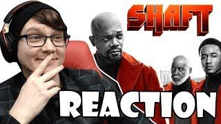 SHAFT (2019) - Official Trailer Reaction!