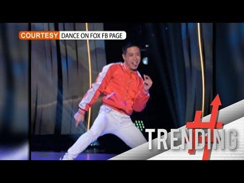 [News5]  Bailey Muñoz, wagi sa US hit dance show
