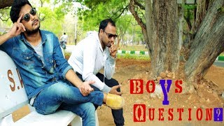 Boys Question Telugu ShortF...