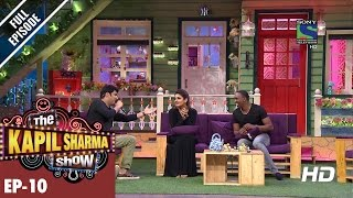The Kapil Sharma Show  दी कपिल शर्मा शोEpisode 10Ravishing Raveena & 'DJ' Bravo  22nd May 2016