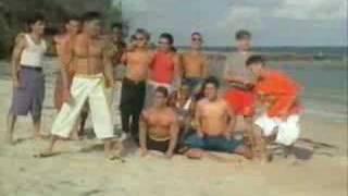 Only the Strong - Capoeira - Paranaue