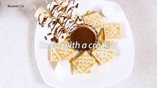 Une pate à tartiner maison 100% naturelle : choco-noisette-amande