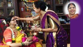 ऐसे मनाई जाती है गोदभराई की रस्म। How to Perform Baby Shower Ritual India?