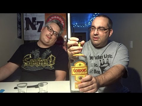Gordon's London Dry Gin Review – Drinking In Canada