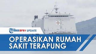 Tangani Korban Gempa Sulawesi Barat, Pemerintah Operasikan Rumah Sakit Terapung