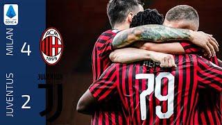 MILAN-JUVE 4-2 | NON CI SONO PAROLE!!!!!!!