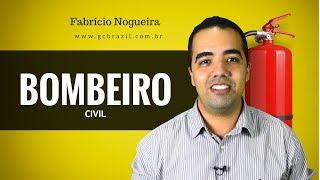BOMBEIRO CIVIL: O que é? Quais os seus deveres?