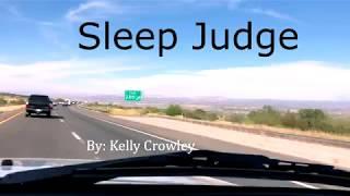 Sleep Judge Scholarship Video
