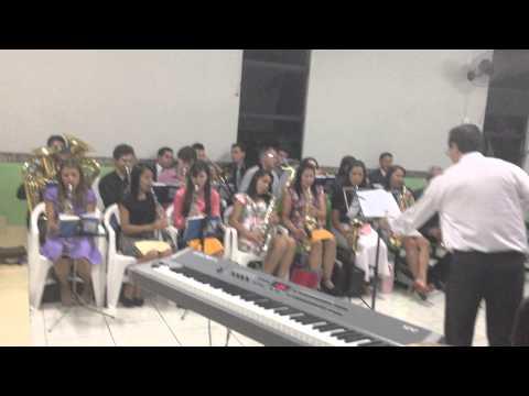 Banda Musical Harmonia Celeste em Braganey 2