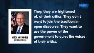 EXCLUSIVE AUDIO: Mitch McConnell & Koch Money in Politics