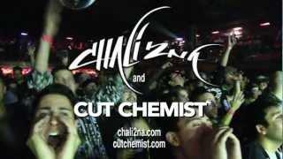 CHALI 2NA & CUT CHEMIST   What's Golden   Live @ Cervantes