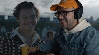 Harry Styles - Adore You (DIRECTOR REACTS)