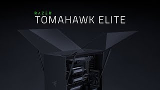 YouTube Video qj7PMnK3Vas for Product Razer Tomahawk Mid-ATX & Mini-ITX Gaming Computer Cases by Company Razer Inc. in Industry Peripheral