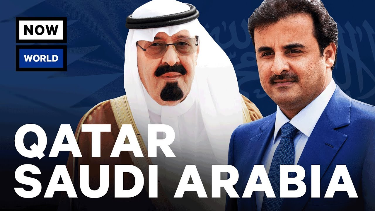 Saudi Arabia and Qatar's Complicated Relationship thumbnail