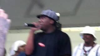 "KRS-1 ""Kill A Rapper"" Live @ Crotona Park, Bronx, NY"