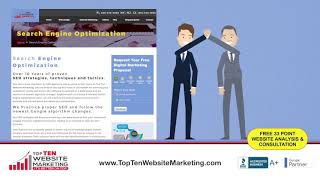 Top Ten Website Marketing - Video - 3