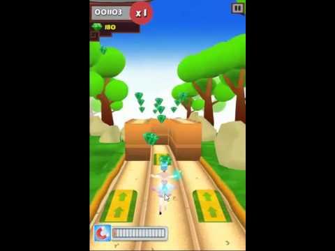 Vidéo Princess Temple Run