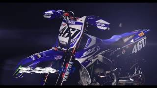 2017 Team Yamaha