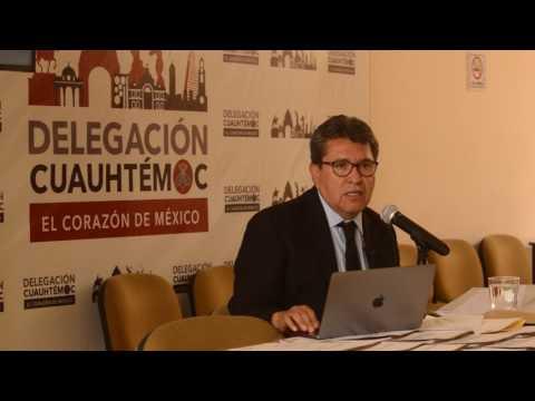 Mexicanos contra la Corrupción recibió dinero sin autorización