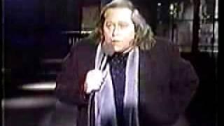 Sam Kinison Second Appearance On Letterman