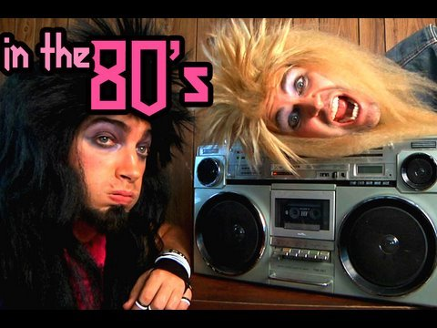 In The 80's - Music Video