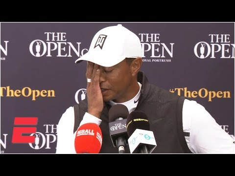 Tiger Woods reacts to missing cut at The Open, looking forward to going home   Golf