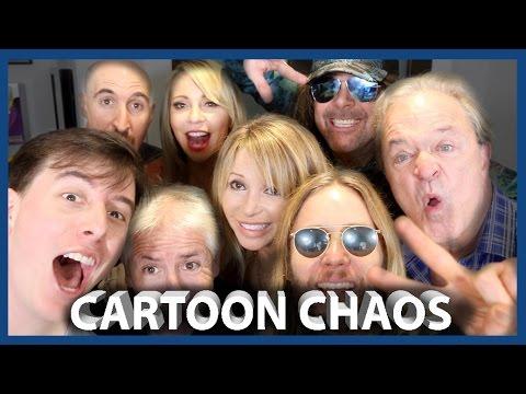 Cartoon Chaos!! | Thomas Sanders