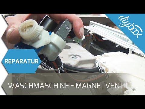 AEG Waschmaschine - Magnetventil reparieren