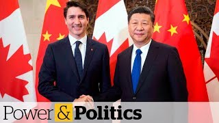 Trudeau's approach to China 'naive,' Scheer says | Power & Politics