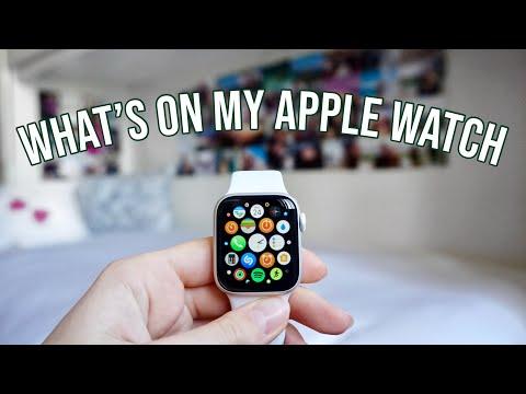 What's on my Apple Watch + personalizzazione e app utili || MG