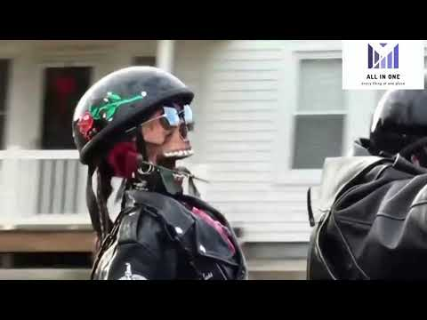 Did a dangerous Harley defect cause this viral crash? - смотреть
