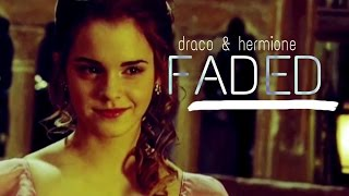 Dramione || Faded