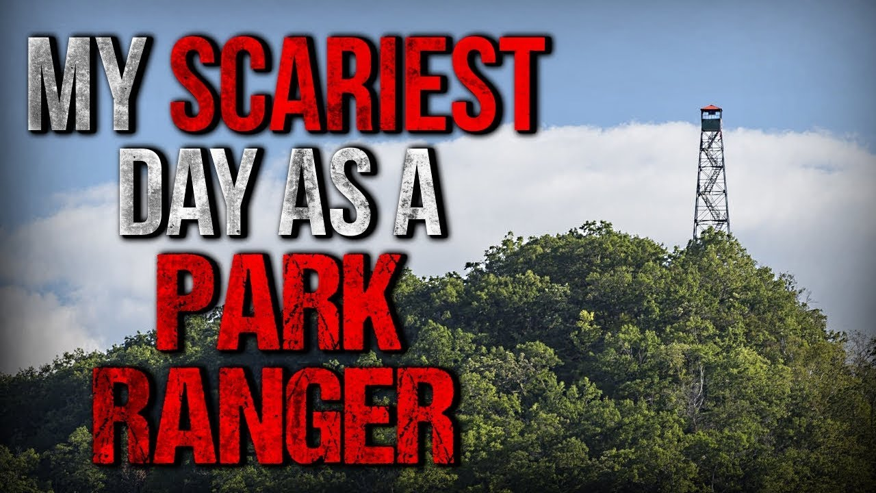 My SCARIEST Day as a Park Ranger