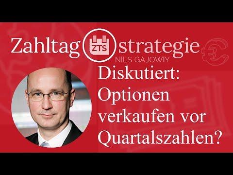 Strategie option grenze