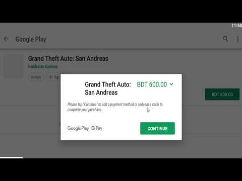 How to Purchase Paid Application From Google Play store 2019