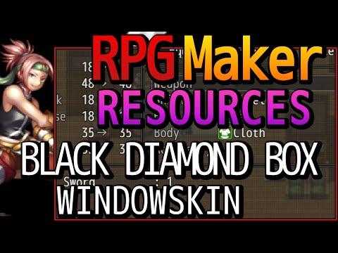 Download Rpg Maker Mv How To Make A Custom Windowskin Video 3GP Mp4
