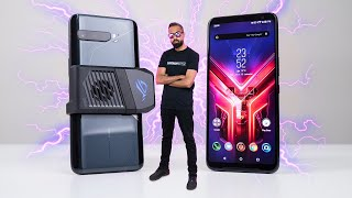 Asus ROG Phone 3 UNBOXING - The World's most POWERFUL Phone!