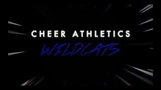 Cheer Athletics Wildcats 2017-18