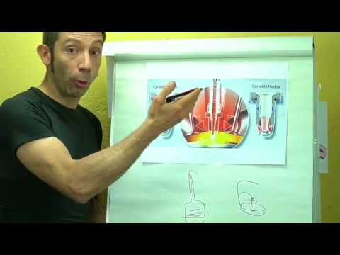 Massaggio del corpo con la prostata