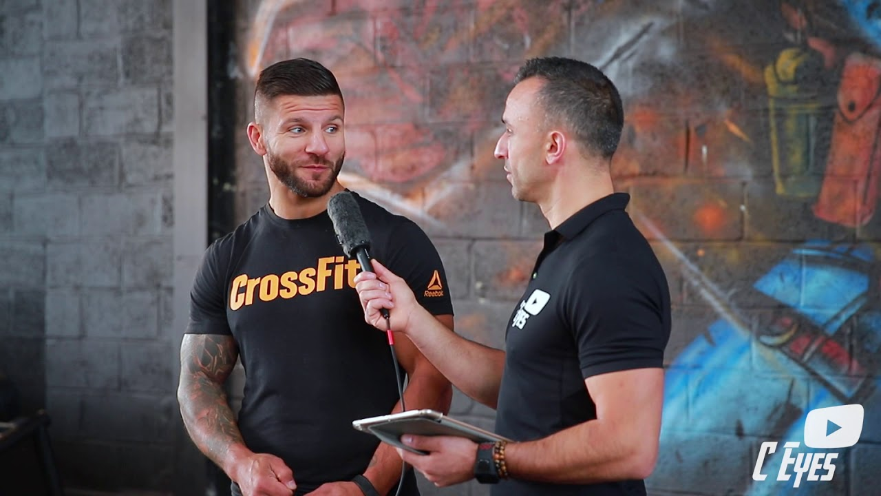 On rencontre Fabrice du CrossFit Darkland
