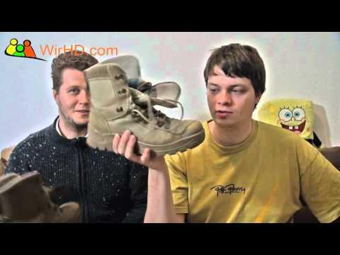 Bundeswehr Stiefel für die Wüste - HAIX Airpower P9 Desert Schuhe Unboxing