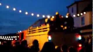 preview picture of video 'Juletræet tændes på Færøerne'