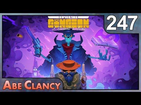 AbeClancy Plays: Enter the Gungeon - 247 - Sick Voice Warning