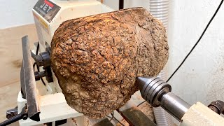 Woodturning:  The Burl of Insanity!